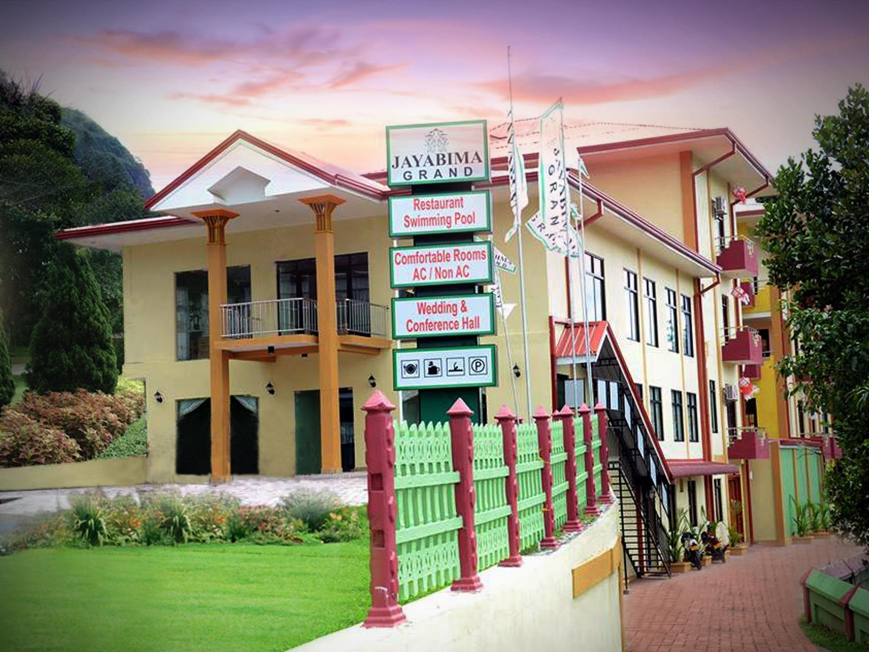 Jayabima Grand Hotel