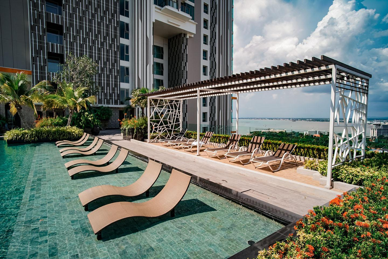 Sea View Studio @ Riviera By Pattaya Holiday