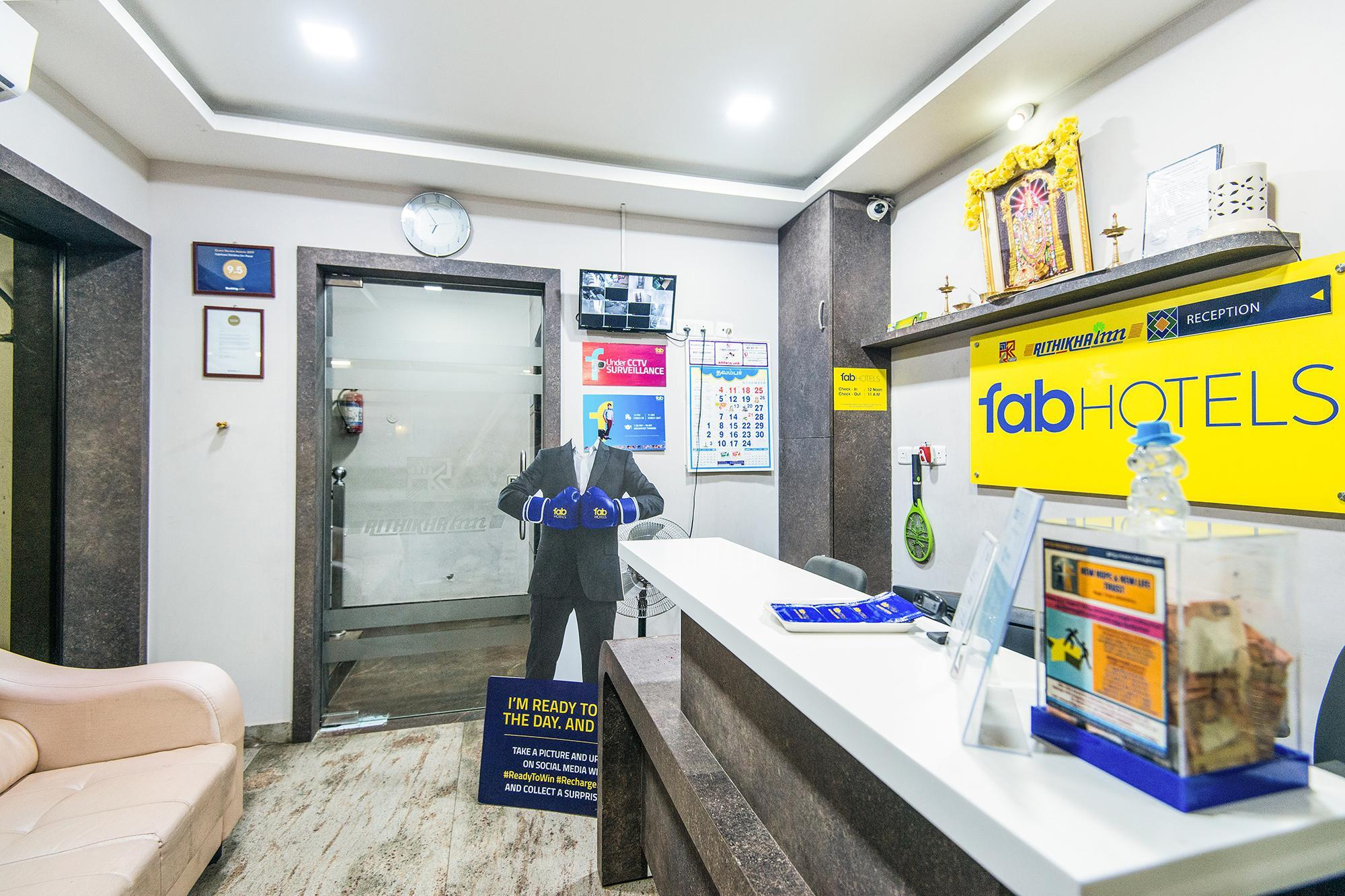 Fabhotel Rithika Inn Porur