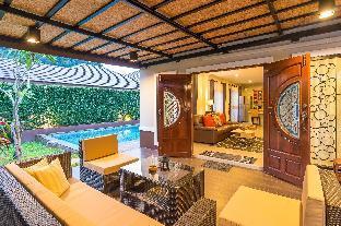 [アオナン]ヴィラ(300m2)| 2ベッドルーム/2バスルーム A-One Pool Villa Aonang Krabi