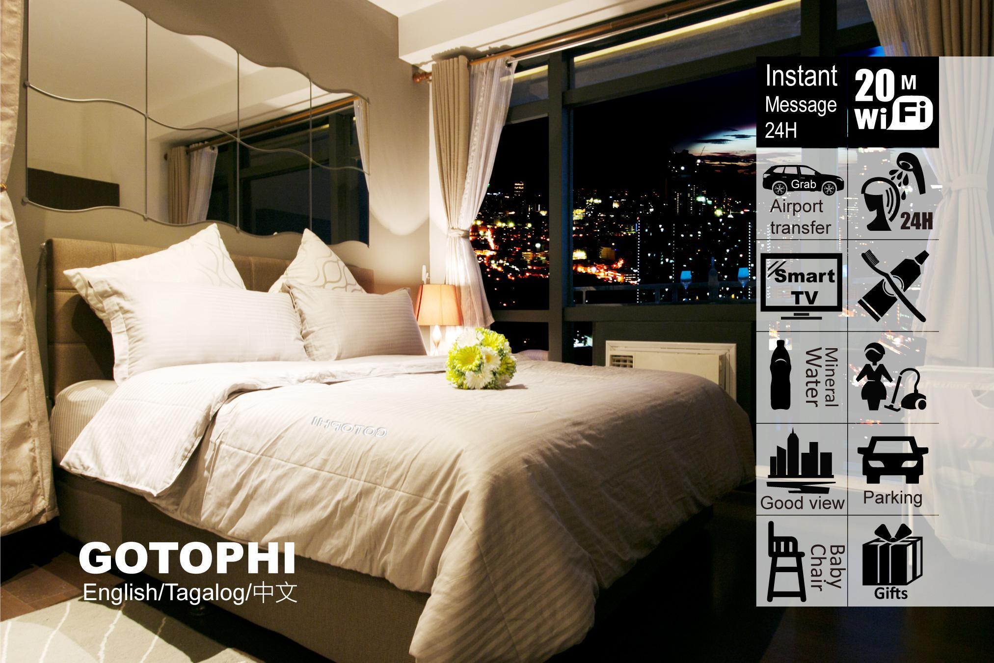 Gotophi Luxurious 5Star Hotel Gramercy Makati 5107