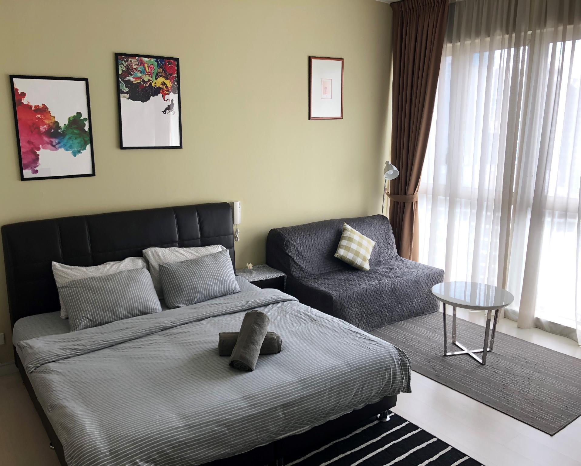 Superior Room@getaway Home Suite KLCC