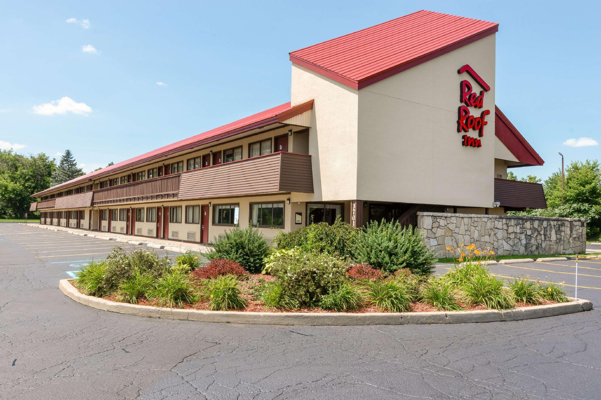 Red Roof Inn Kalamazoo East   Expo Center
