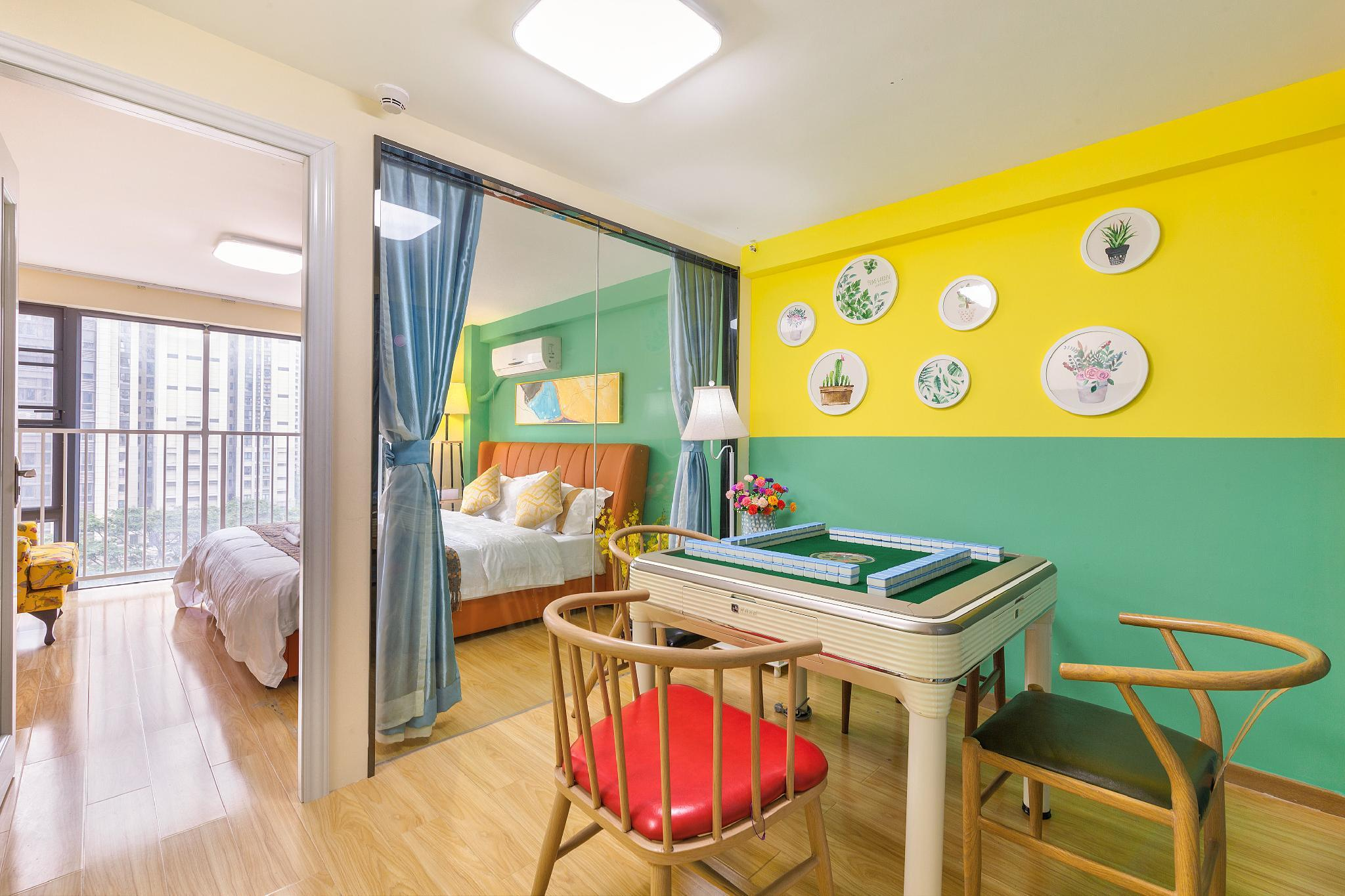 Panyu Wanda Plaza 3 Bedroom Apartment 503