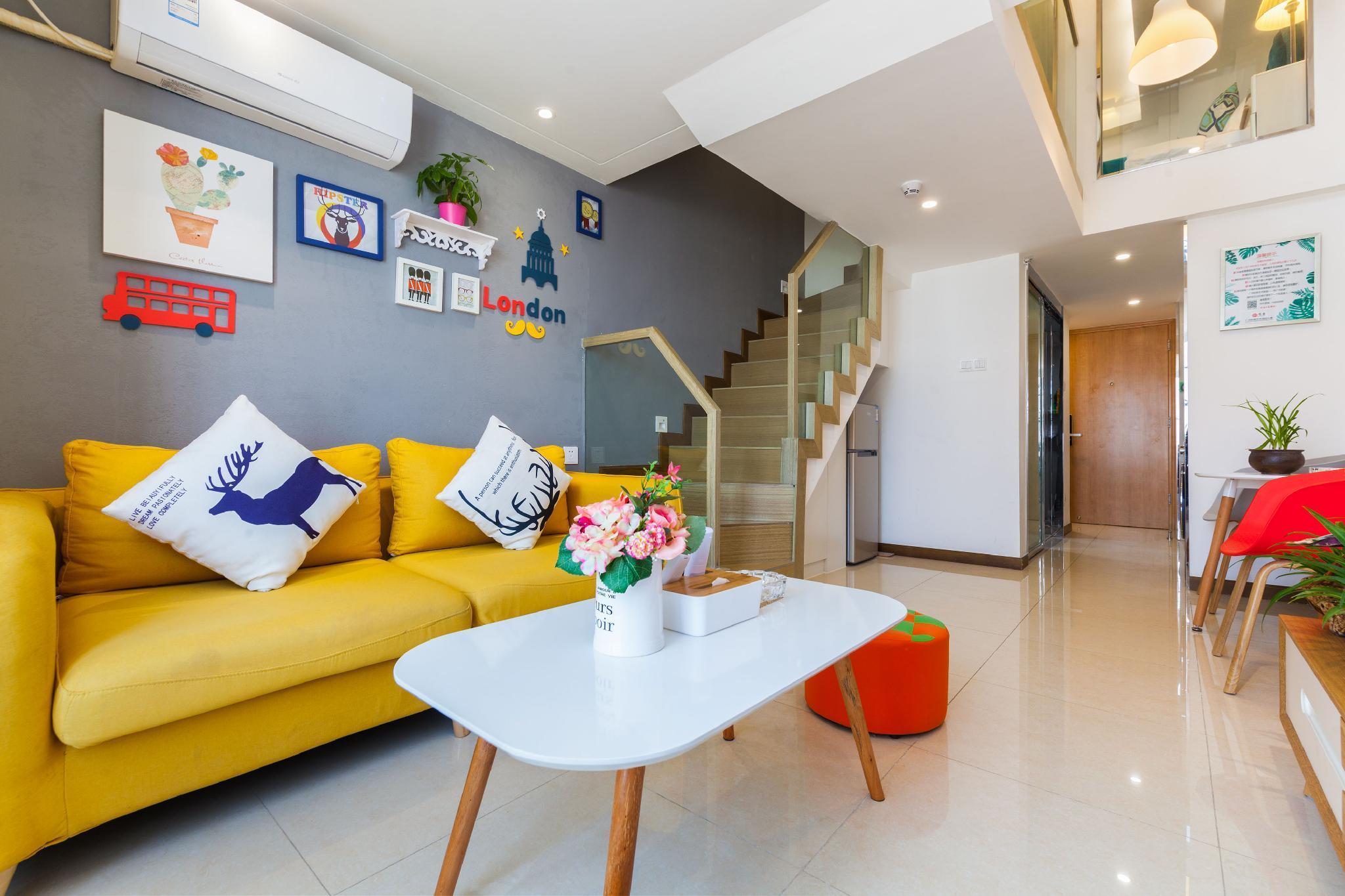 Review Guangzhou ChangLong/Wanda CBD 2 bedroom apatrment