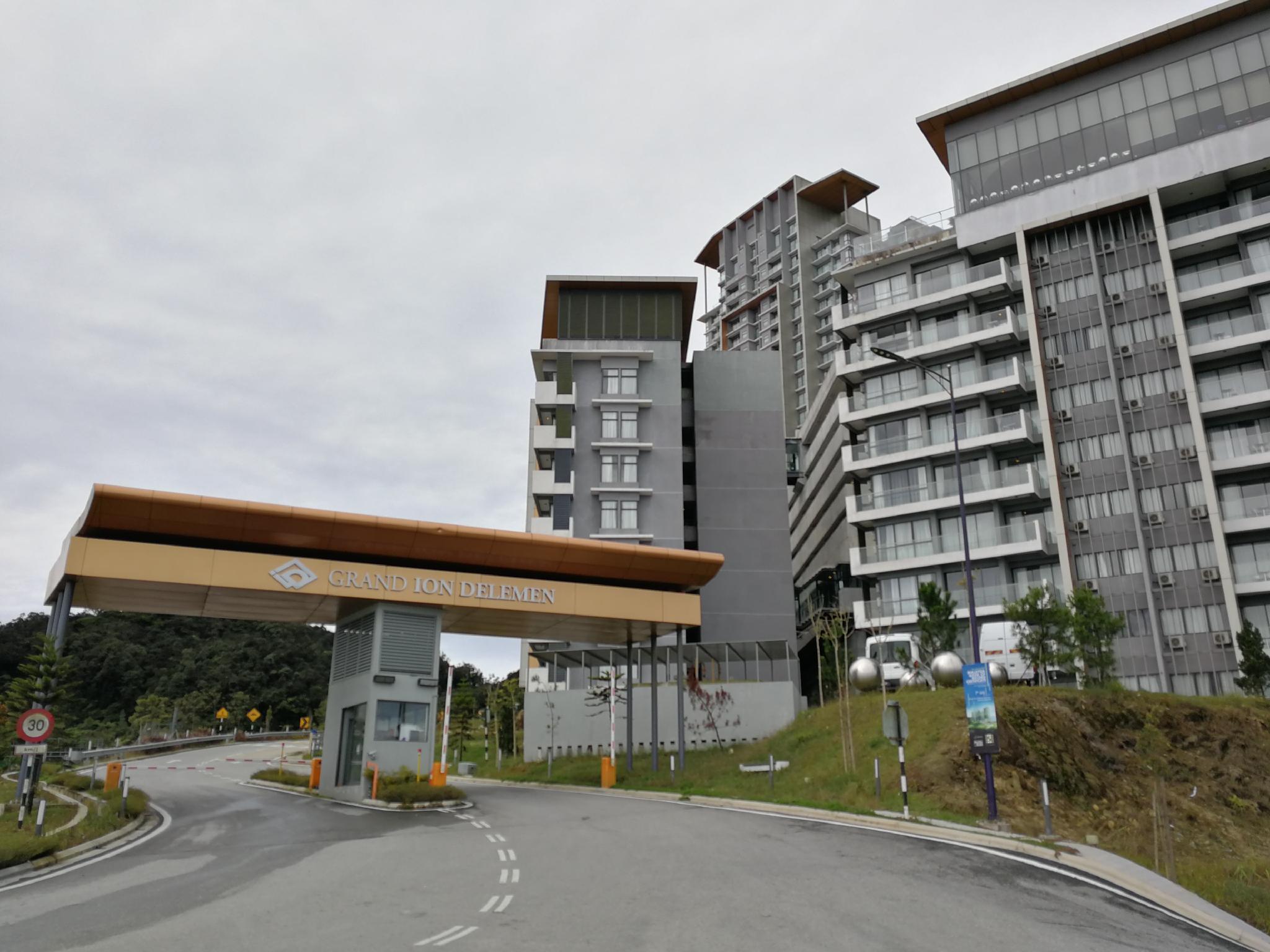 Sky Suite Ion Delemen Residence Genting Highlands