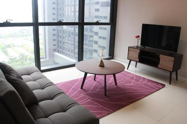 Icon City -Charming duplex located in the heart PJ Kuala Lumpur