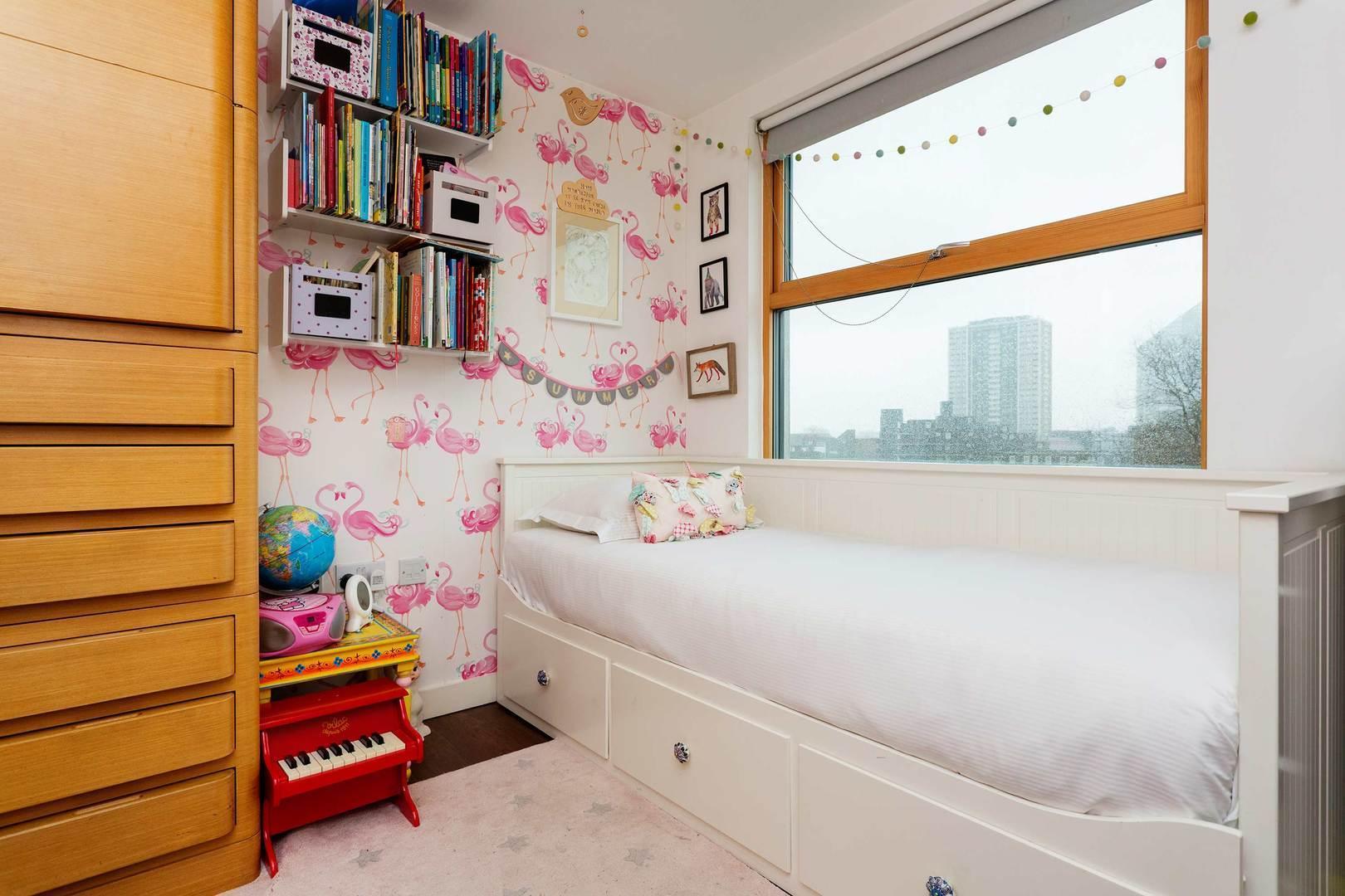 Price City View Apartment London