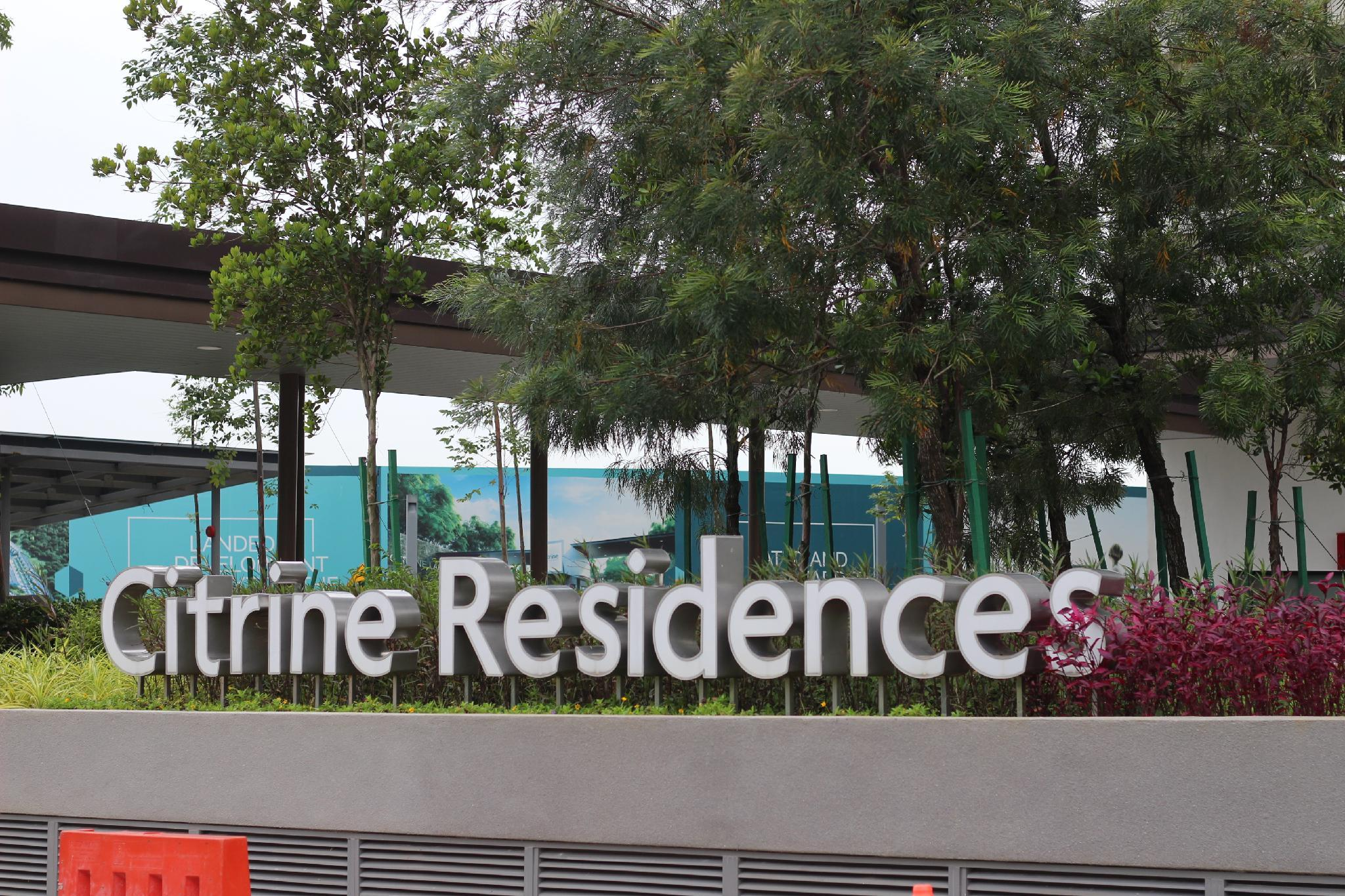 Citrine Residence   JCL