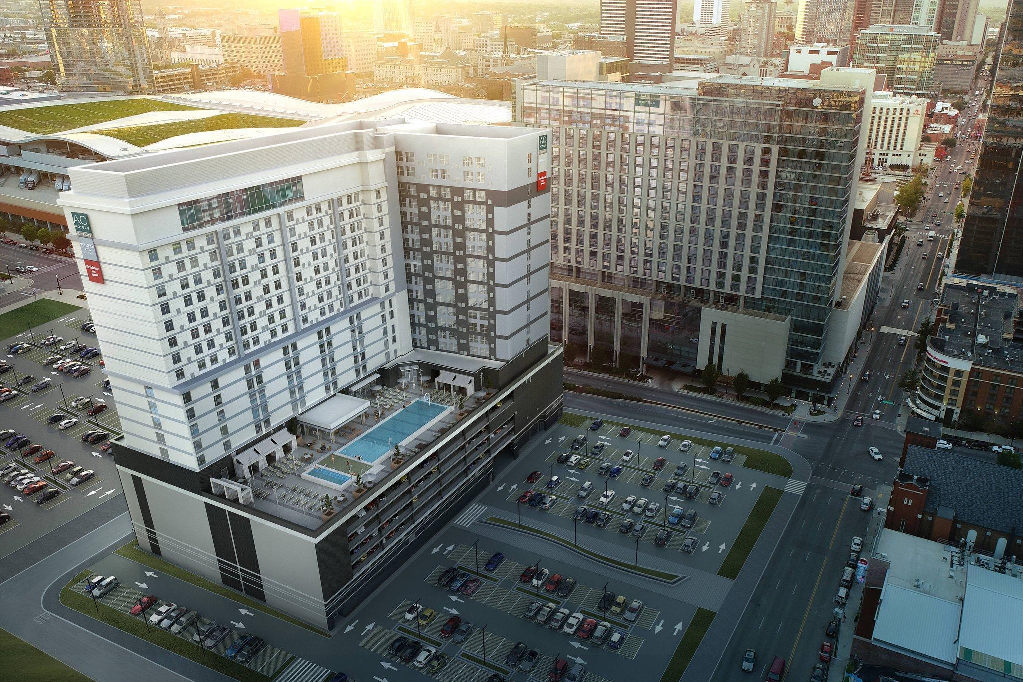 AC Hotel Nashville Downtown