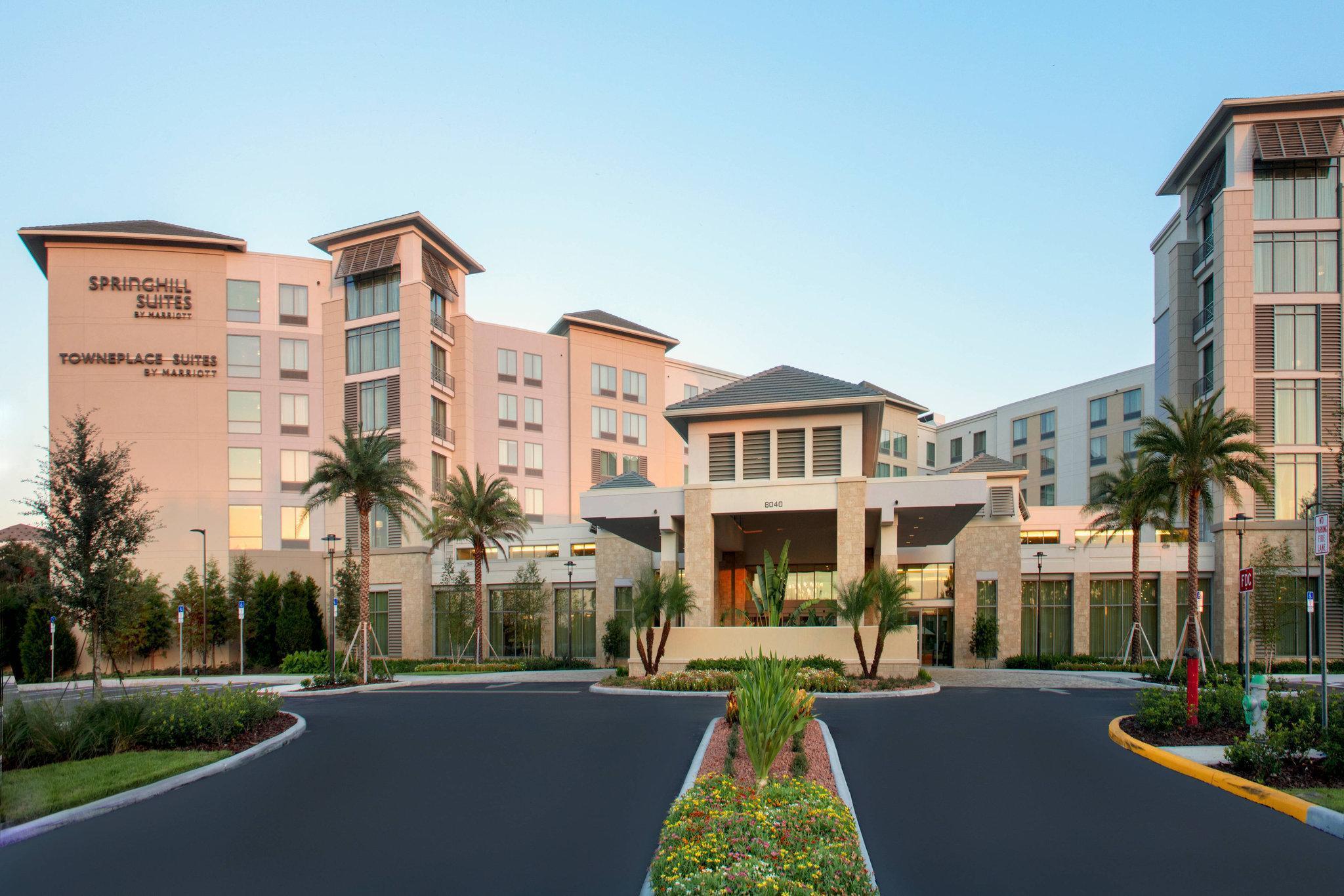 TownePlace Suites Orlando Theme Parks Lake Buena Vista