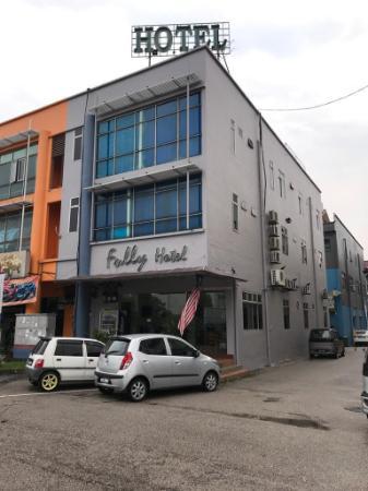 Fully Hotel Desa Tebrau Johor Bahru