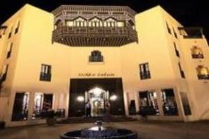 瓦尔扎扎特里提克卡酒店 (Hotel Le Tichka Ouarzazate)