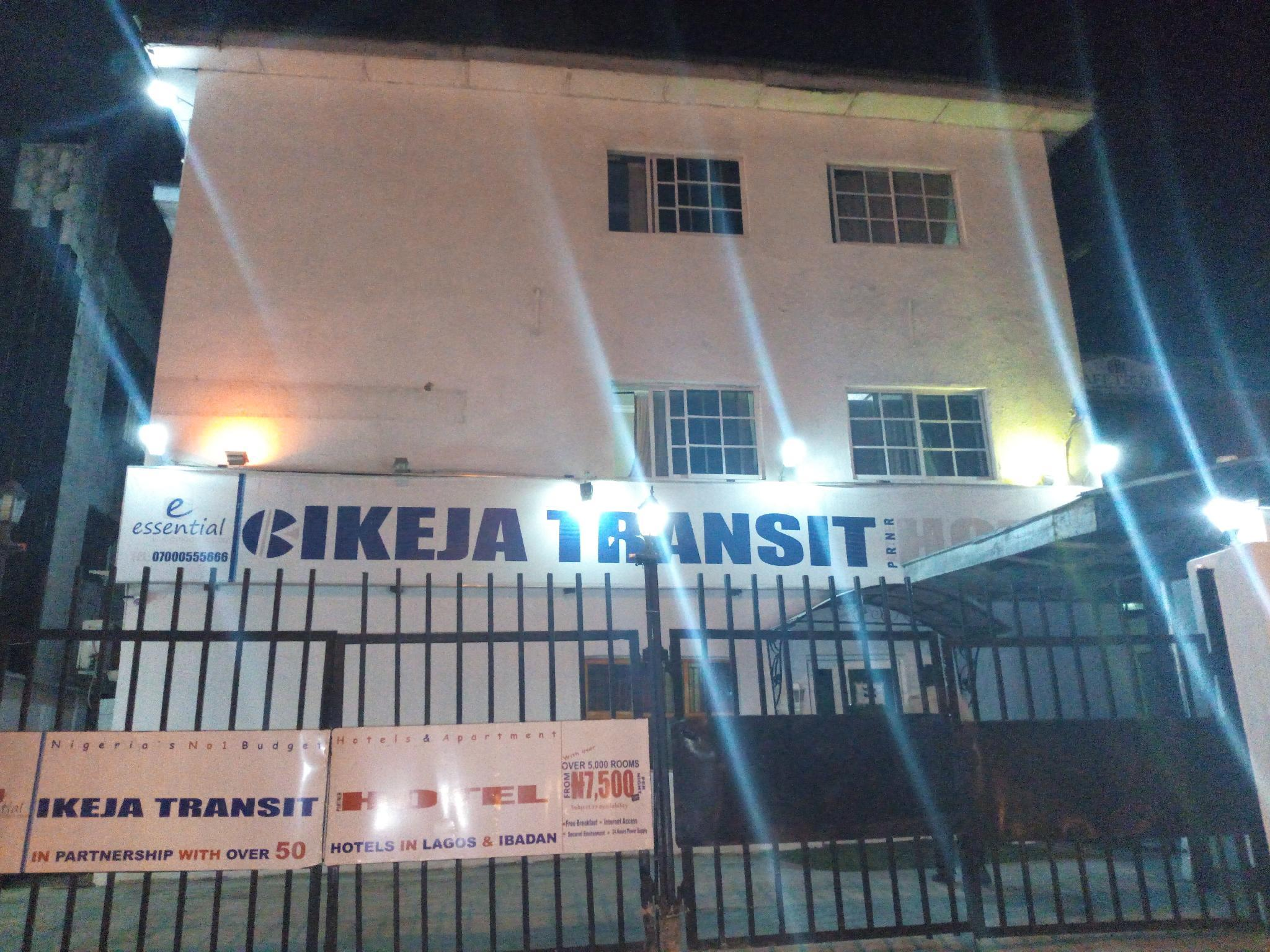 Ikeja Transit Hotel
