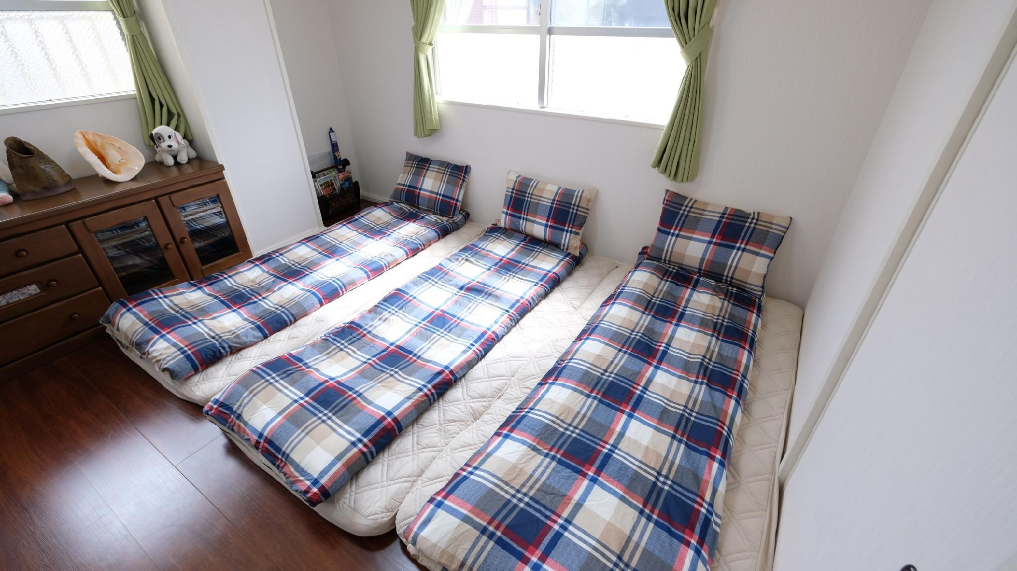 2BR Apartment Very Convenient Location In Ginowan