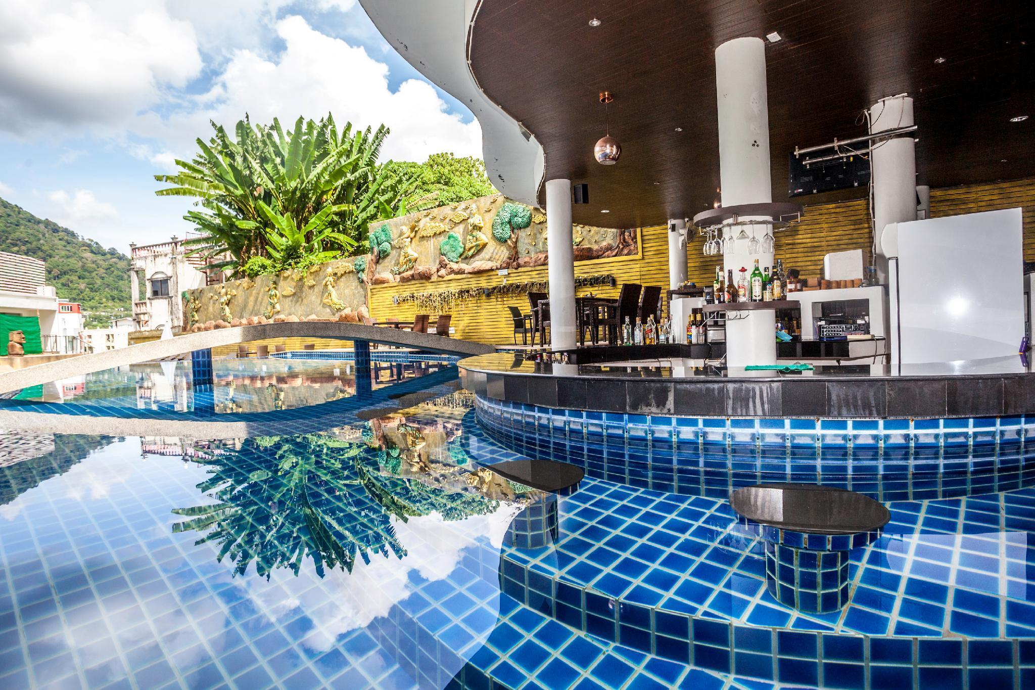 Patong Seaview Apartment
