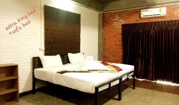 BAAN9NAN Guest Home in NAN  City (Extra bed room) Nan