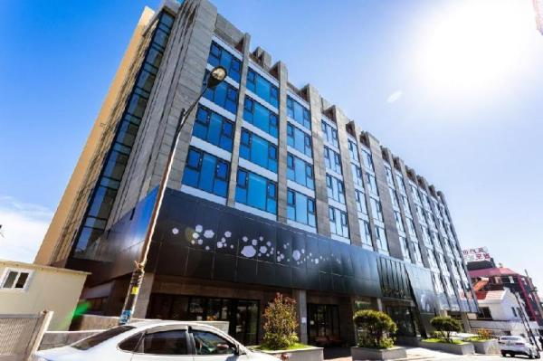 Hotel Alegria Seogwipo Jeju Island