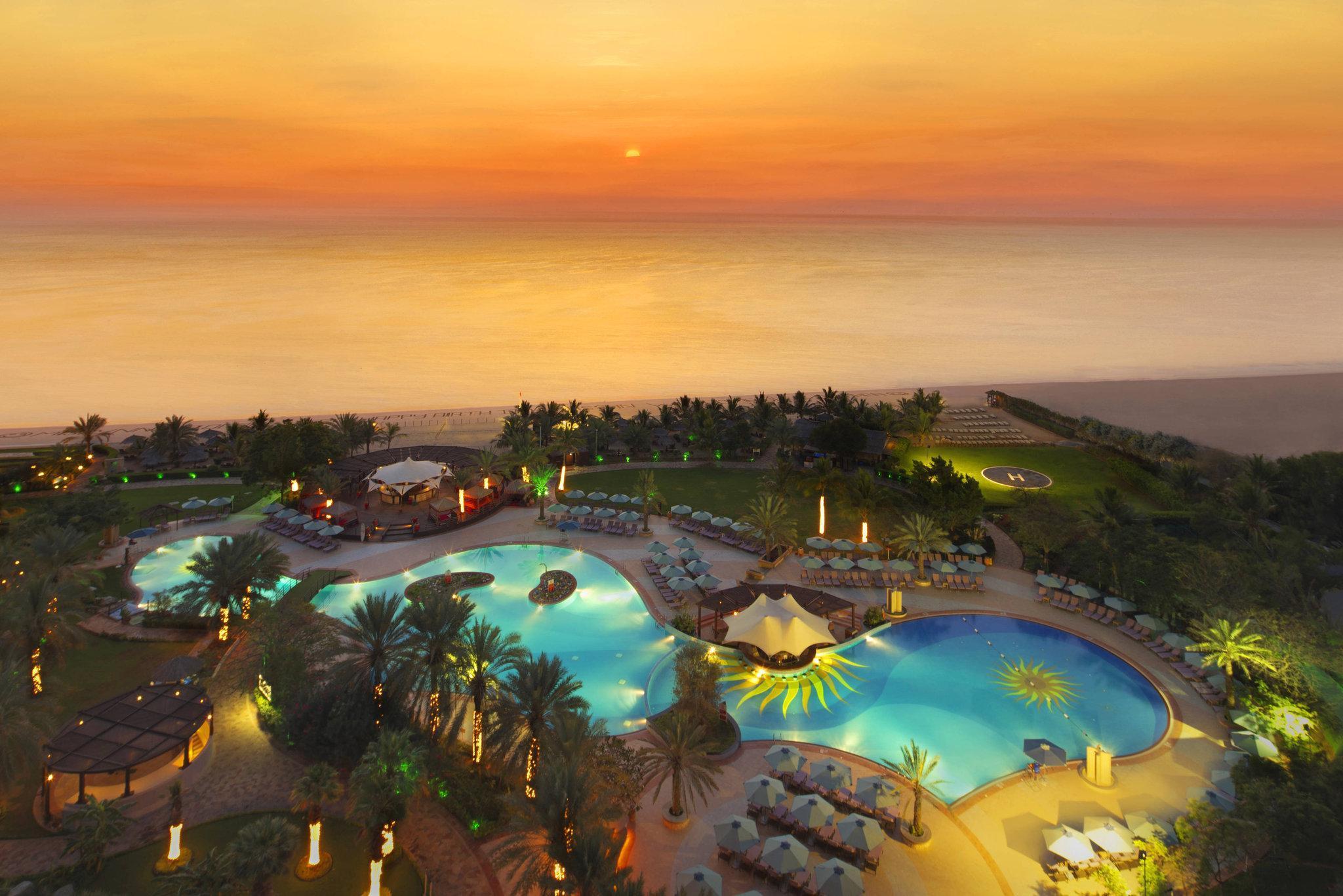 Le Mridien Al Aqah Beach Resort