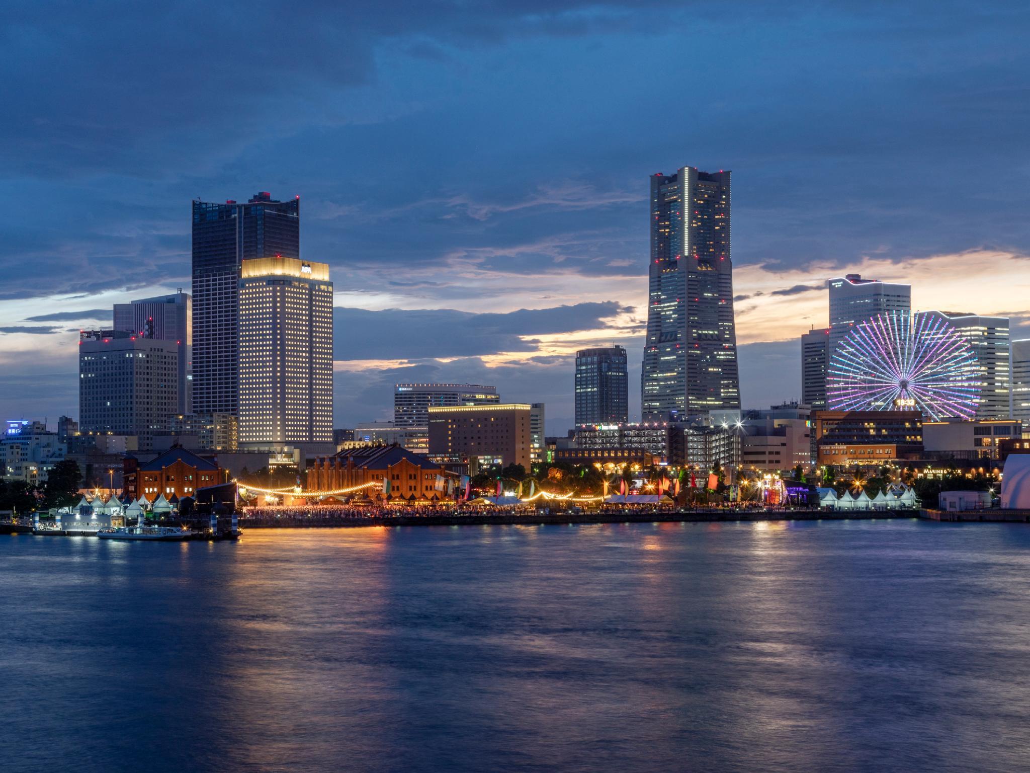 APA Hotel And Resort Yokohama Bay Tower