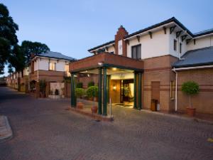 约翰内斯堡罗斯班克万怡酒店 (Courtyard Hotel Rosebank Johannesburg)