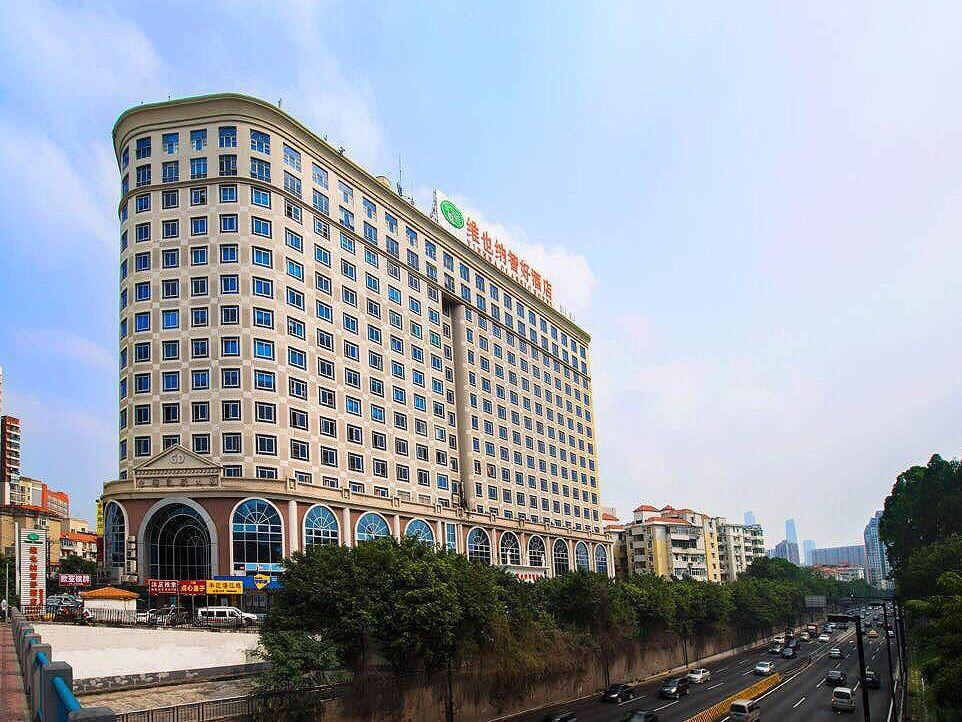 Vienna Hotel Guangzhou Shaheding Metro Station