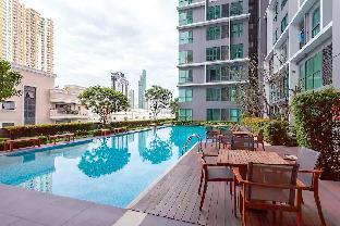 [スクンビット]アパートメント(30m2)| 1ベッドルーム/1バスルーム Geart Apartment near BTS! -bk14
