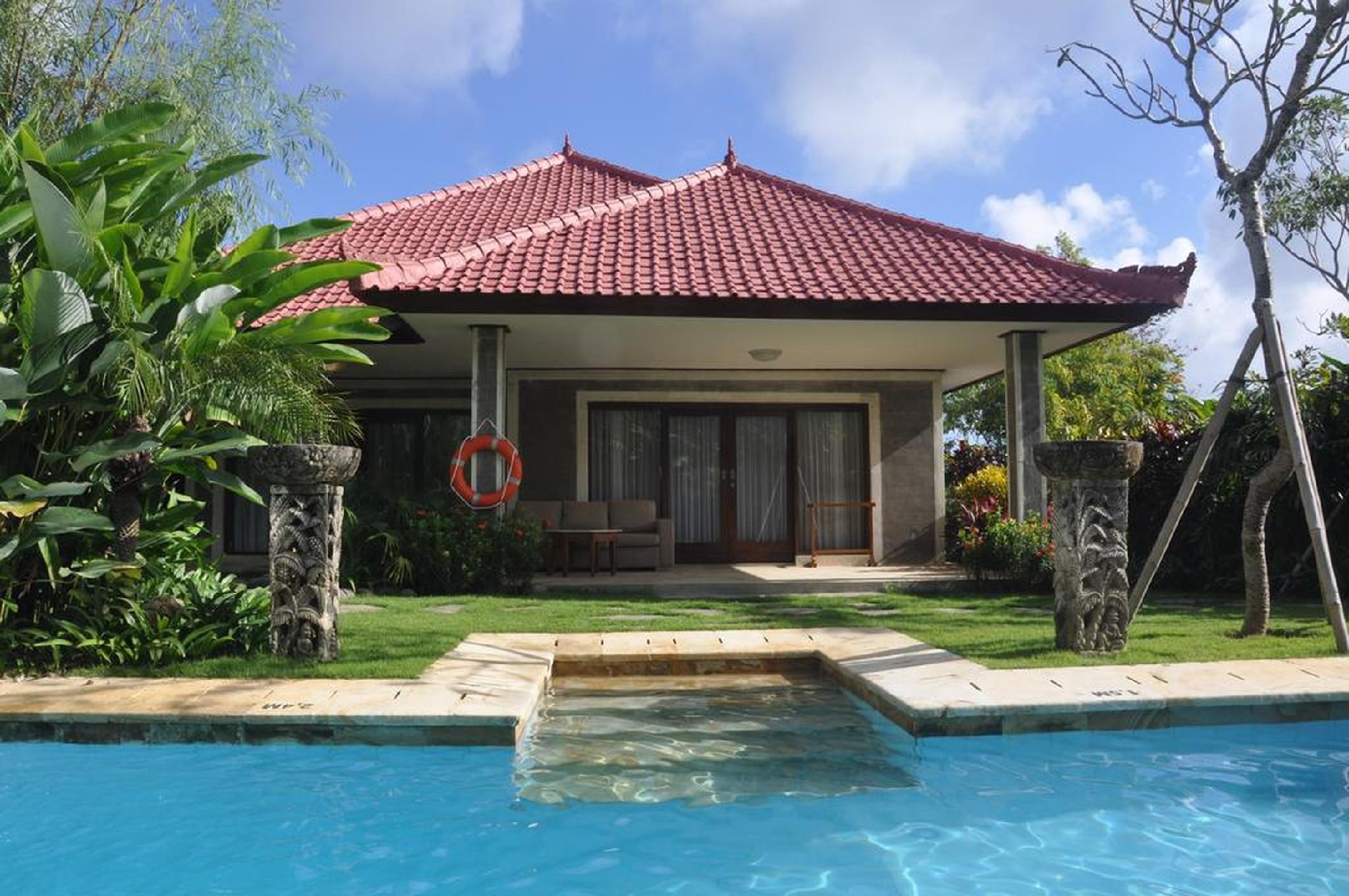 SUT 2 BDR Villa Near GWK