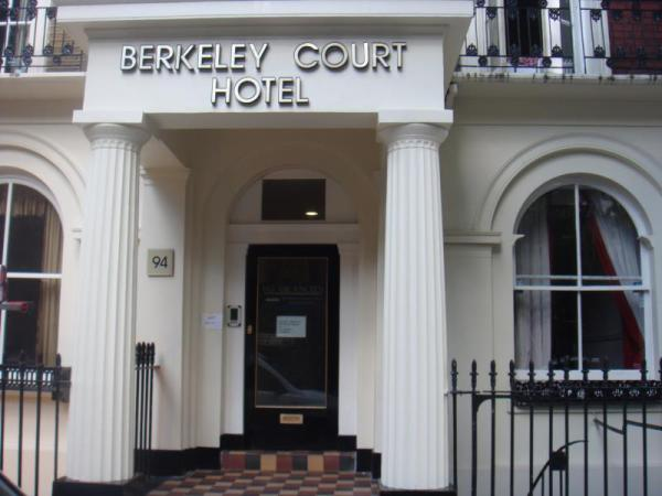 Berkeley Court Hotel London