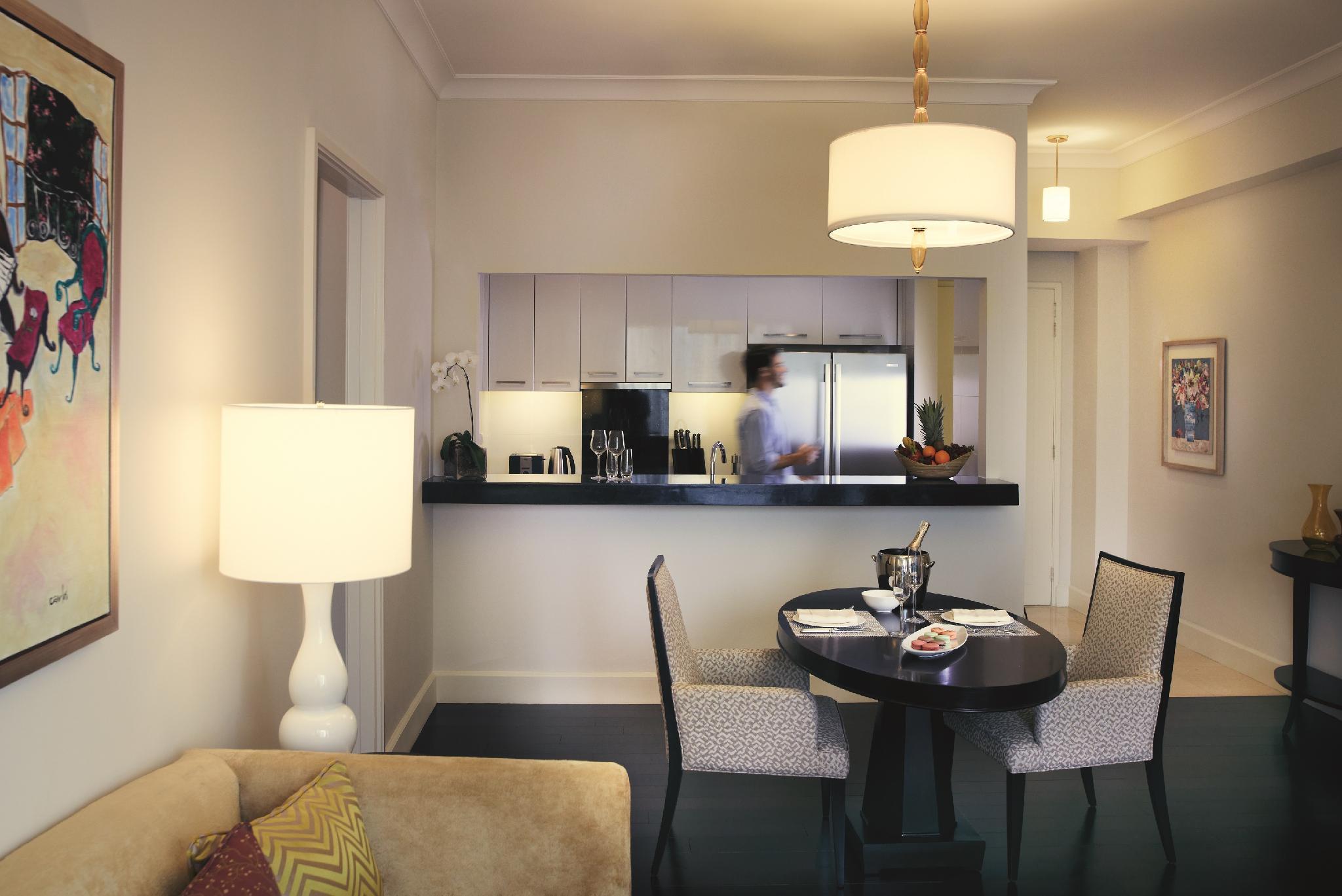 Raffles Makati Residence