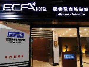 關於愛客發商旅 - 台南館 (ECFA Hotel Tainan)