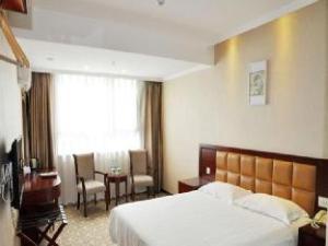 Greentree Inn Hefei Tianehu Wanda Square Express Hotel
