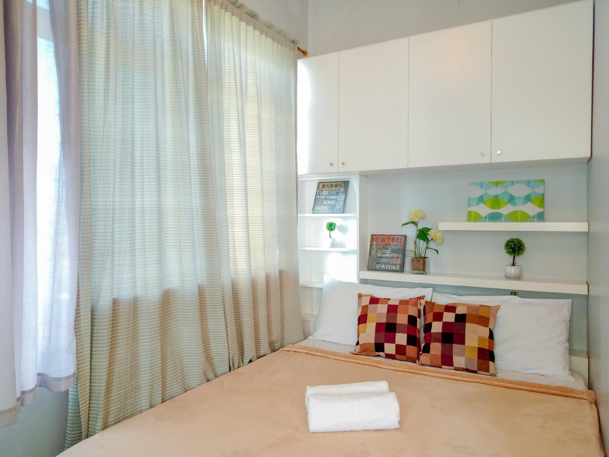 1BR next to Grand Canal Mall Taguig