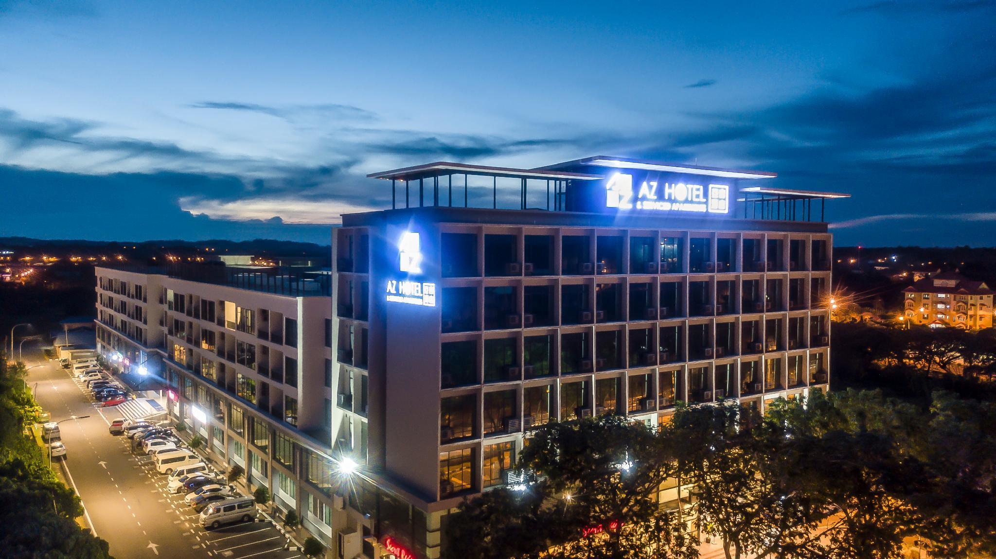 AZ Hotel And Serviced Apartments