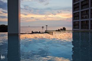 [ジョムティエンビーチ]アパートメント(35m2)| 1ベッドルーム/1バスルーム 【hiii】OceanfrontSEAVIEW 1BR@Jomtien/UTP008
