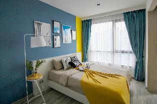 [ジョムティエンビーチ]アパートメント(35m2)| 1ベッドルーム/1バスルーム 【hiii】OceanfrontSEAVIEW*LUXURY Apt.Jomtien-UTP010