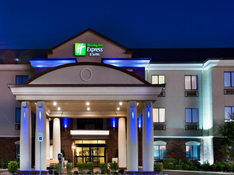 Holiday Inn Express And Suites Midland South I 20