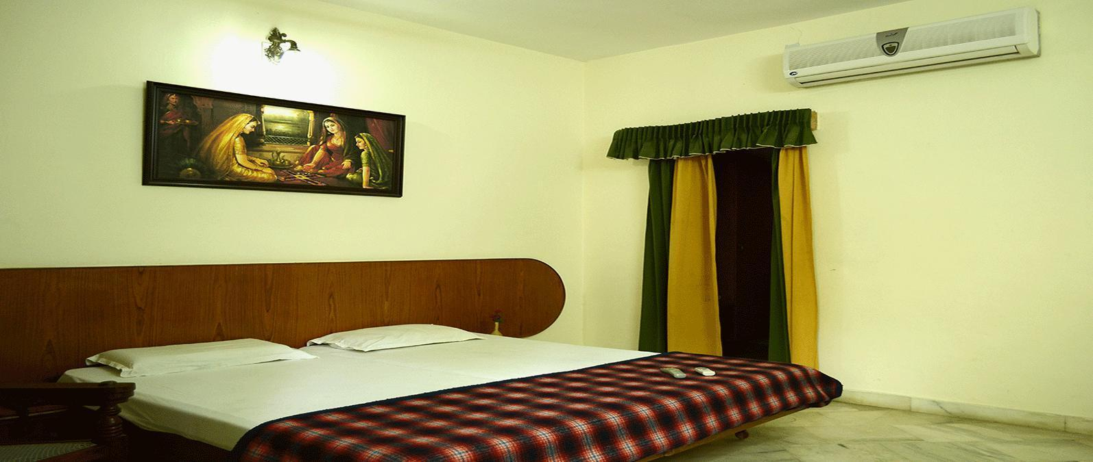 Eco  Friendly Environment With Pure Natural Scenic Beauty.