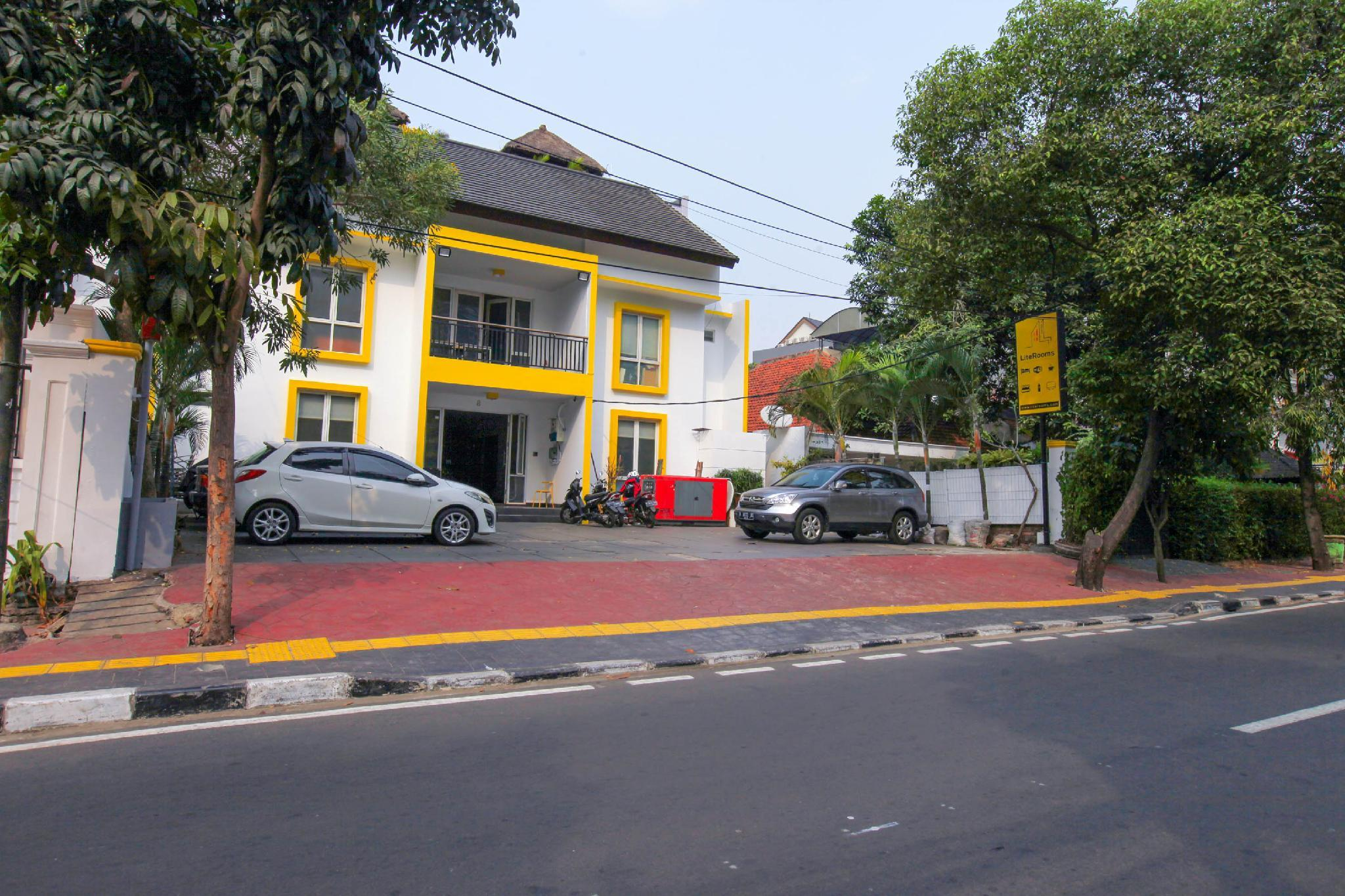 Lite Rooms Setiabudi Barat Sudirman