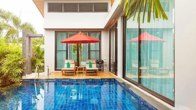 2 Bedrooms + 2 Bathrooms Villa in Rawai