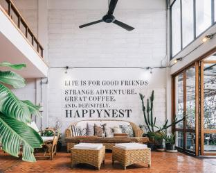 Happynest Hostel แฮปปี้เนส โฮสเทล