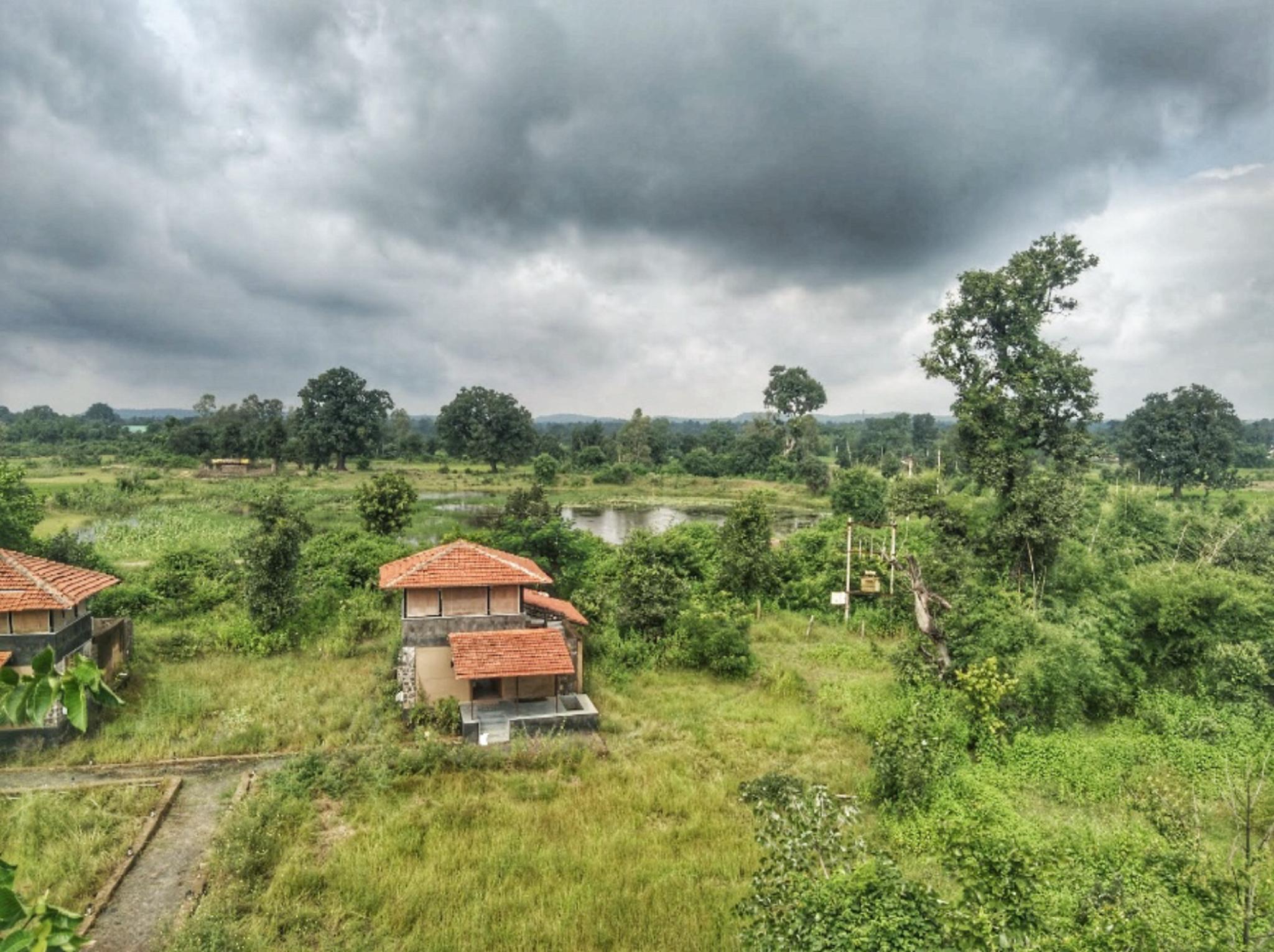 Maati Jungle lodge bandhavgarh