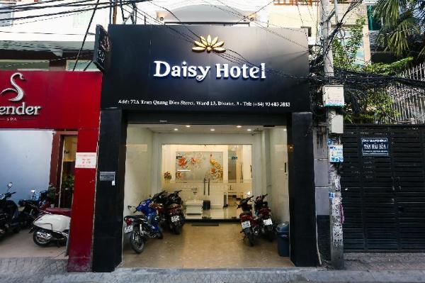 Daisy Hotel Ho Chi Minh City