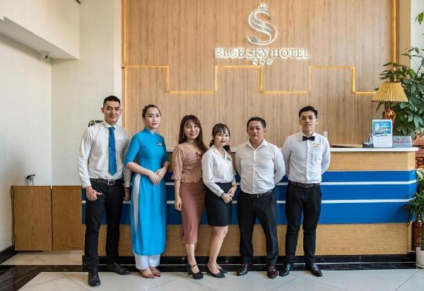 Blue Sky Hotel Ho Chi Minh City