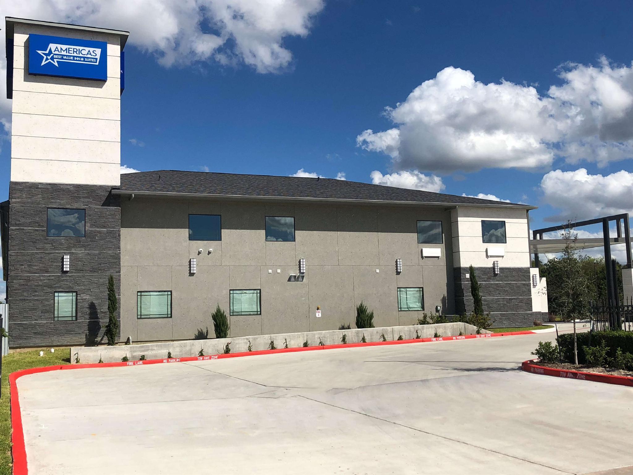 Americas Best Value Inn & Suites Northeast Houston I-610