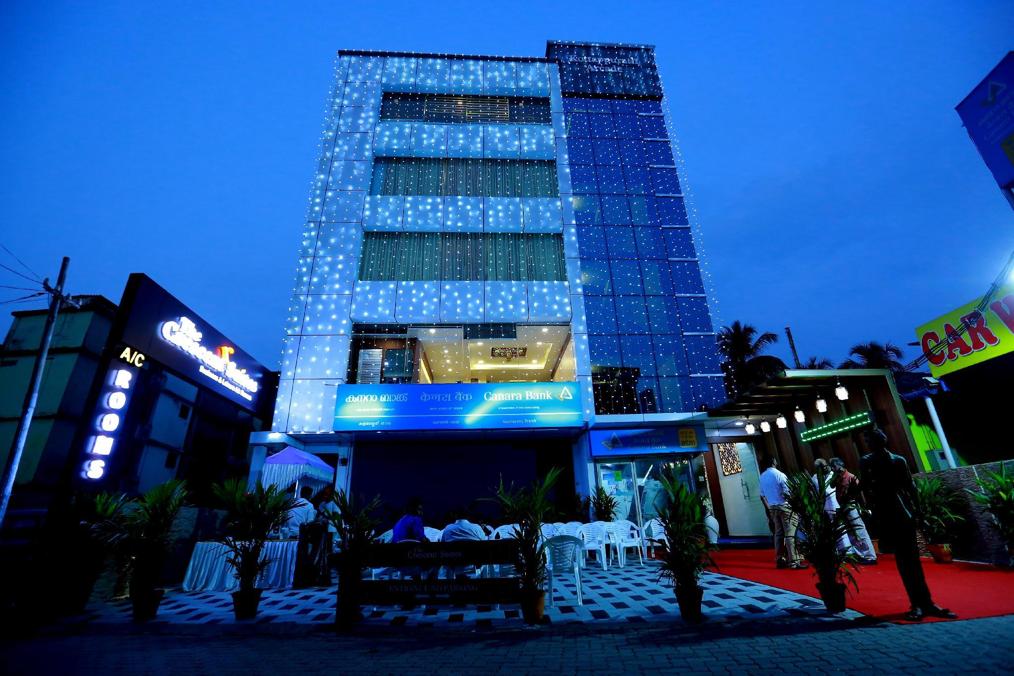The Crescent Suites Hotel