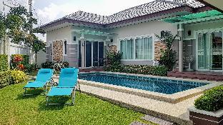 [フアイヤイ]ヴィラ(200m2)| 3ベッドルーム/2バスルーム Fantastic New 3-Bed Pool Villa, 7 mins to beach