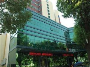 Greentree Inn Huzhou South Street Chaoyin Bridge Business Hotel