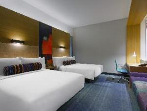 Aloft Bengaluru Cessna Business Park Hotel