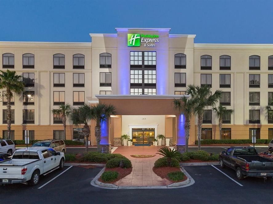 Holiday Inn Express And Suites Jacksonville South East   Medical Center Area